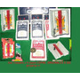 Truquera + 4 M Copag + 5 D+ Four 818+ Royal 100% Plastico