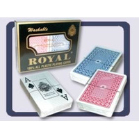 Naipes Royal Original 100% Plastico. Profesionales+ Cartas