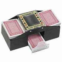 Poker + Mezclador + Cartas Copag Original+ 4 Pilas+ Llavero