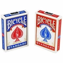 Cartas Bicycle Standard