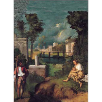 Art Stones X 1000 Giorgione Tempesta 50 X 70 Cm