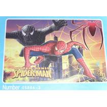 Rompecabezas Pizarras Spiderman Hombre Araña Ben 10 Gabym