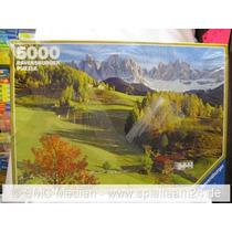 Ravensburger 174027 Rompecabezas X 5000 Piezas 153 X 101 Cm