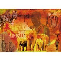 Rompecabezas Ravensburger De 1000 Piezas: Impresiones Africa