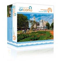Rompecabezas Arcano 550 Piezas El Cabildo Microcentro Lelab