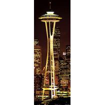 Rompecabezas Heye De 1000 Piezas: Space Needle, Seattle