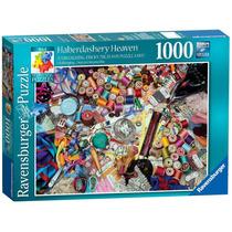 Rompecabezas Ravensburger De 1000 Piezas: Hilos De Colores