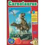 Puzzle Reversible Carnotaurus 3d204 Piezas Lentes Dinosaurio