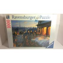 Puzzle Ravensburger 1000pzs París Balcony Milouhobbies R0095