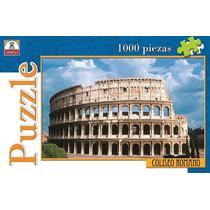 Puzzle Coliseo Romano 1000 Piezas Rompecabezas Implas