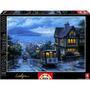 Puzzle 1000 Piezas Educa Lushpin Viaje Nocturno 68x48cm