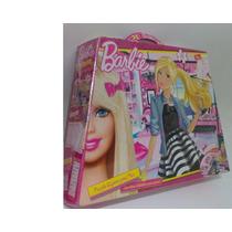Rompecabezas Gigante De Barbie P/piso 90x60 + Juegos, Promo!