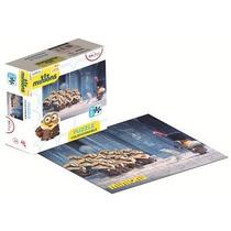 Minions Rompecabezas Puzzle 45 Piezas Con Licencia Original