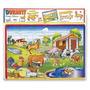 Rompecabezas Puzzle Granja Cuadro 24 Piezas Duravit 003