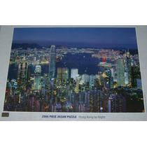 Rompecabezas Puzzle 2000 Piezas Hong Kong By Nigth