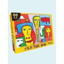 Rompecabezas Milo Para Armar 1 Milo Lockett 99 Piezas