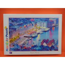 Puzzle 1000 Piezas Ciudad De Bergen Noruega