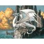 Rompecabezas Ravensburger De 1000 Piezas: Ciruelo, Dragon