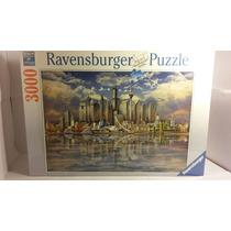 Puzzle Ravensburger 3000pzs Us Skylines Milouhobbies R0186