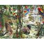 Ravensburger Puzzle 2000 Piezas Jungla Tropical En La Plata