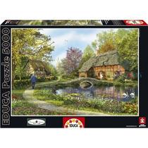 Puzzle Educa X 5000 Cabanas De Campo Xml 16356