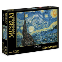 Puzzle Clementoni X 500 Noche Estrellada Xml 30314