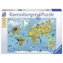 Rompecabezas Ravensburger 5000 Piezas La Tierra 44274