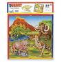Souvenir Rompecabezas Puzzle Grande Dinosaurio Duravit 009