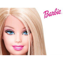 Rompecabezas Gigante De Barbie Para Piso 90x60, Imperdible!