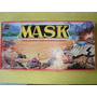 Mask Juego De Mesa Retro Tv Gi Joe Thundercats Transformers