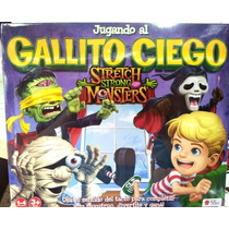 Jugando Al Gallito Ciego Stretch Monsters Toptoys