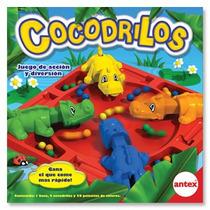 Cocodrilos Juego De Mesa Cocodrilos Antex