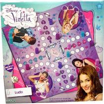 Violetta : Ludo ! Juego De Mesa - Minijuegosnet