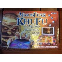Juego Khu-fu La Momia Atmosfear