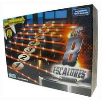 Juego Los 8 Escalones Ditoys Tv Jugueteria Palermo Toys