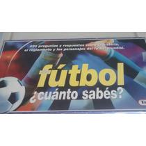 Juego De Futbol Cuanto Sabes???