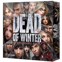 Dead Of Winter Juego De Mesa Cooperativo En Español