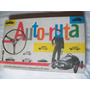 Antiguo Juego Carrera Autos Autoruta Dec 70 Retro Argentinaa