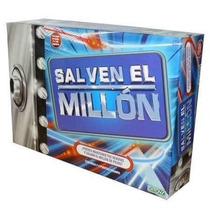 Juego Salven El Millón, El De La Tele. Juguetería Barbazul