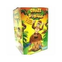 Crazy Gorilla Juego De Mesa Original De Ditoys