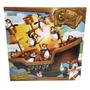 Ditoys Crazy Boat Juego Pinguinos Mesa Equilibrio Original