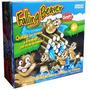 Falling Beaver Juego De Mesa Troncos Original De Ditoys