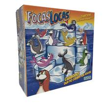Focas Locas Juego De Mesa Original De Ditoys