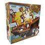 Crazy Boat El Juego De Los Pinguinos Ditoys - Mundo Manias