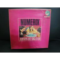 Juego De Mesa Numerix