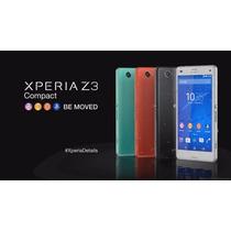 Sony Xperia Z3 Compact 4g 20,7mp Video 4k Nuevo Caja Sellada
