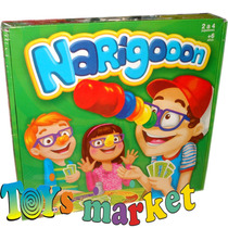 Narigooon Original Tv Juego De Mesa Familiar Narigon Toyco