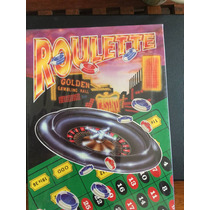 Roulette- Ruleta Golden