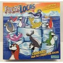 Focas Locas Juego De Mesa Original De Ditoys Delicias3