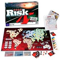 Risk El Juego De La Conquista Del Mundo Original Hasbro